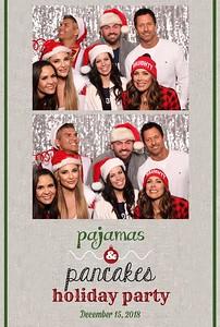 Pajamas and Pancakes Holiday Party - 12.15.2018