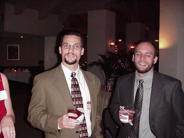 2000 TES/SWF Christmas Party