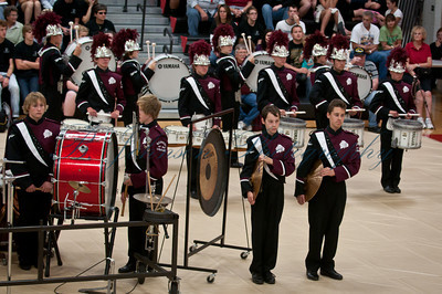 School of the Osage - Indoor Percussion