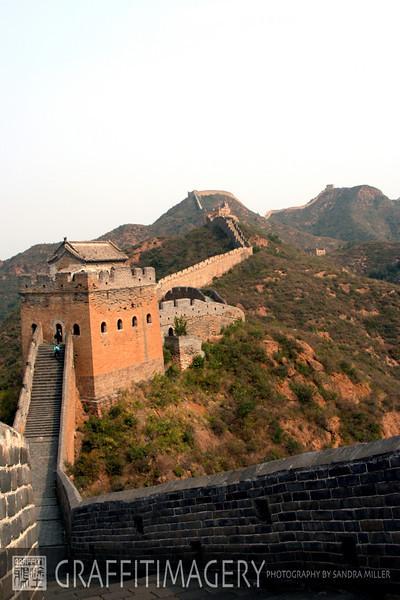 GREAT WALL OF CHINA 2006