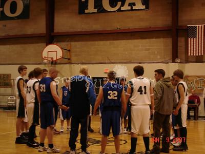 JV Basketball 2006-07