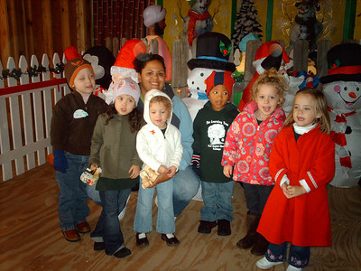 The Learning Tree's Breakfast With Santa, 2008