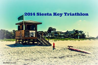 2014 Siesta Key Triathlon by YMCA