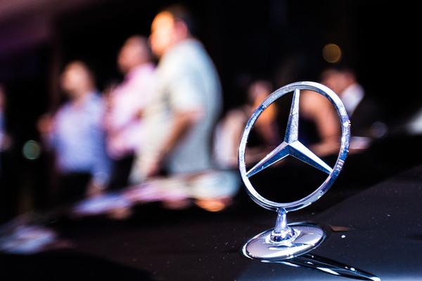 Inauguração STARK - Mercedes Benz