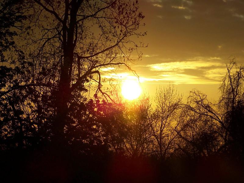 Sunrise Wed. 4-23-08