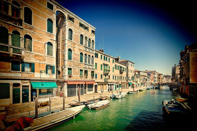 Fondamenta dei Ormesini, Cannaregio, Venice, Italy