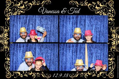 Ted & Vanessa's Wedding Dec. 9, 2018