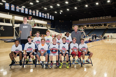 Boys Basketball Camp Session 2 2016