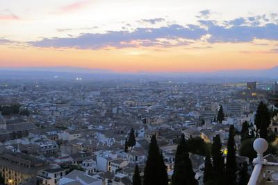 Spain 2016 - Granada & Alhambra