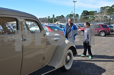 2/15/14 2014 East Texas Auto & Cycle Show by Gloria Swift