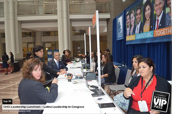 CHCI - Leadership Luncheon – Latina Leadership in Congress | Tue, Sep 30