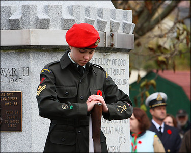 Rememberance Day 2008