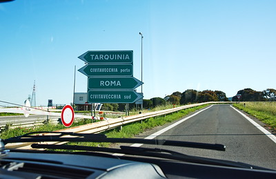 Disembark Reflection & Driving Tour of Rome - May 18