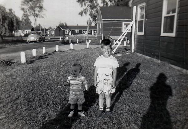 Wheelock Park, Midland (1950-1952)