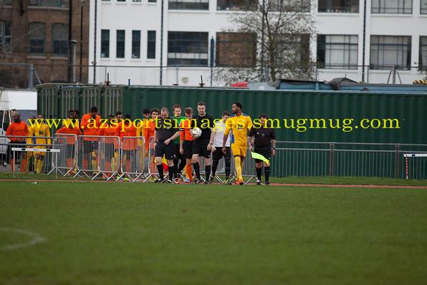 024 ESL: Tower Hamlets 0-1 Newham FC