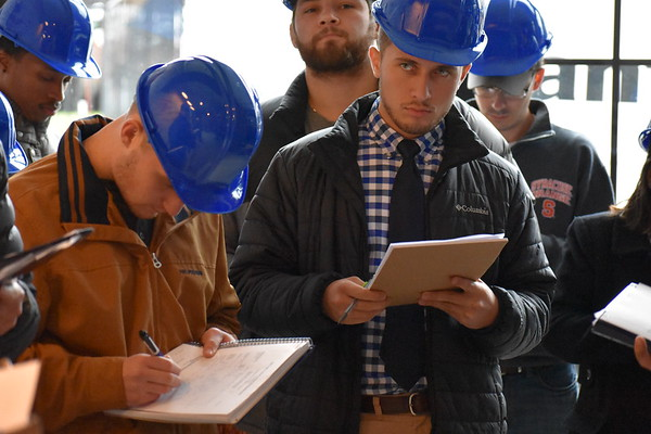 Labatt Brew House Tour - Construction Management (END 543)