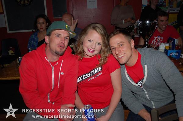 2013 Fall Kickball Tournament & Party