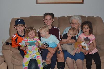 2017 May Nans Birthday