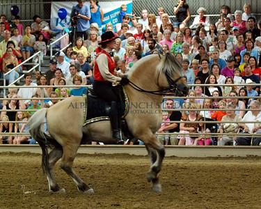 Ballet on Horseback, 2009