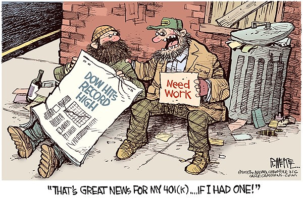 . Rick McKee / Augusta Chronicle