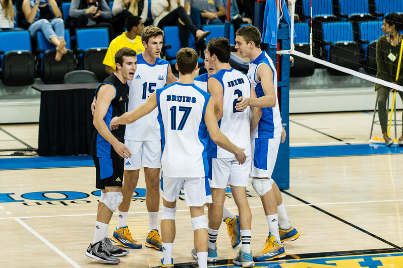UCLA Men's Volleyball vs. Pepperdine @ Pauley Pavilion