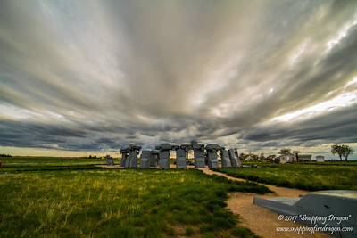 Carhenge, Alliance, Nebraska 5-2017