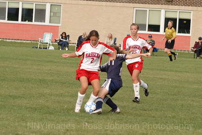 Massena vs Potsdam 9-28-07