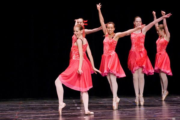 2008 Esprit de la Danse Recital
