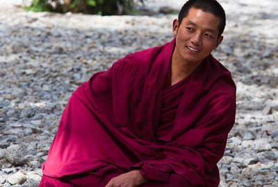Sera Monastery Debating Court 色拉寺辩经   , Lhasa, Tibet 2011