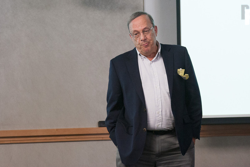 Michael Cherry -- Symposium in Honor of Bob Streitmatter, NASA/Goddard Space Flight Center, April 30, 2014