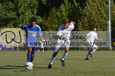 Laker Soccer vs Moberly 9/27/16