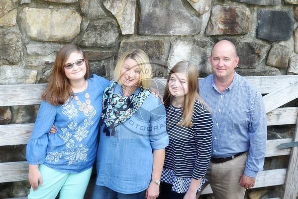 Spivey Family 2017