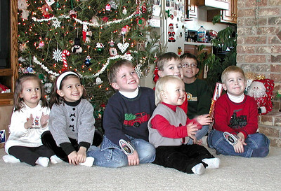 Grandkids early years
