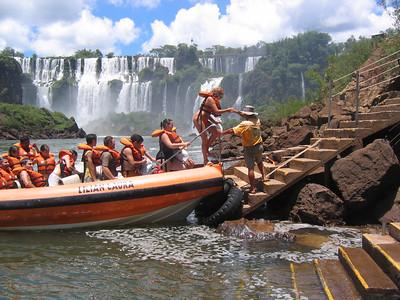 Iguazu Falls, Jan. 2005