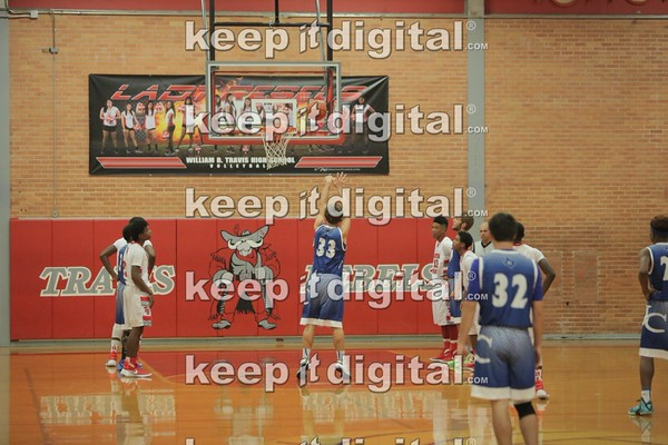 Travis vs Jarrell BBball 11_23_15