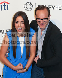 Marvel's Agents of the S.H.I.E.L.D. at Paleyfest 3-23-14