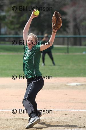 Var Softball Foxboro v Westwood 4_21_11