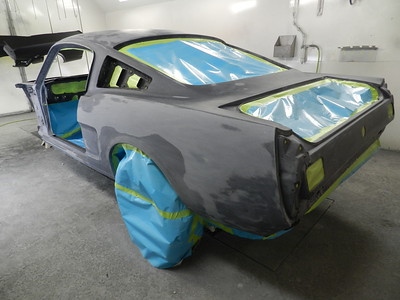 1966 Ford Mustang Fastback Project...