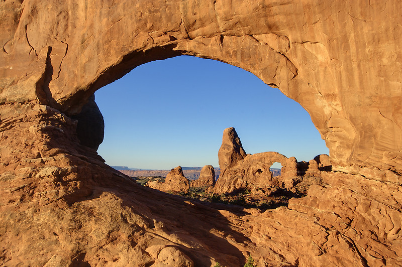 The Windows (Arches National Park, Moab UT)