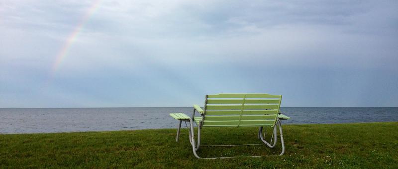 Lake St. Clair.