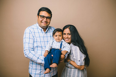 Harshal Family Photos