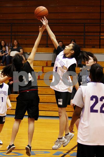 JV 8th Grade Girls Basketball