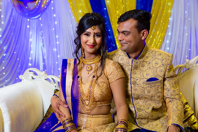 Engagement of Krishneel & Josphine