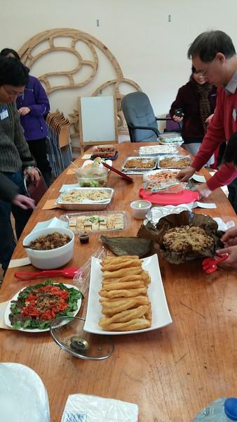 2015-02-21 Chinese New Year Potluck
