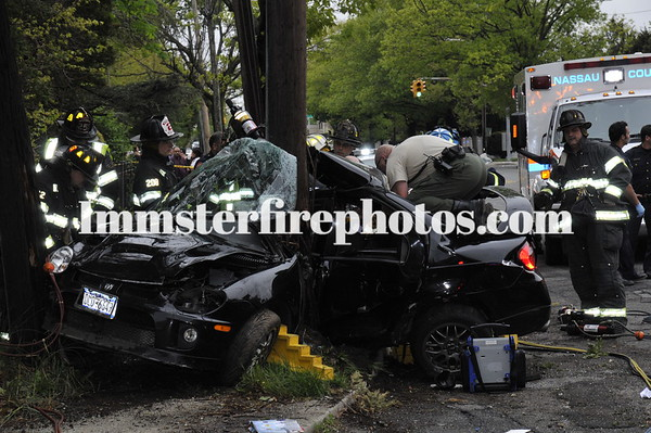 Syosset FD pin  South Oyster Bay Rd 4-25-10