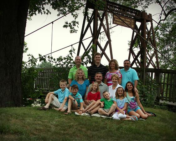 R Walter Family 2013