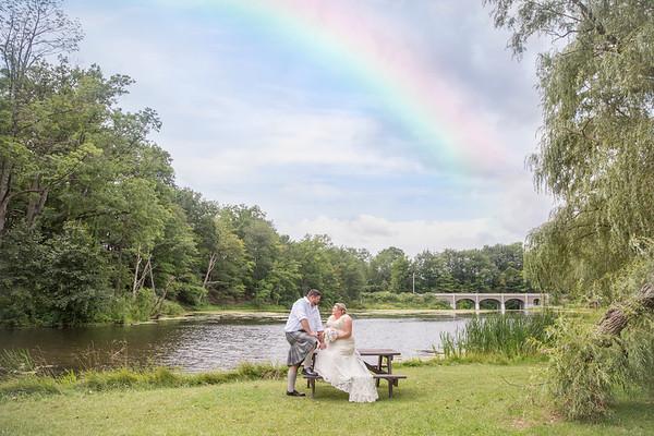 Rachel and Ryan Wedding