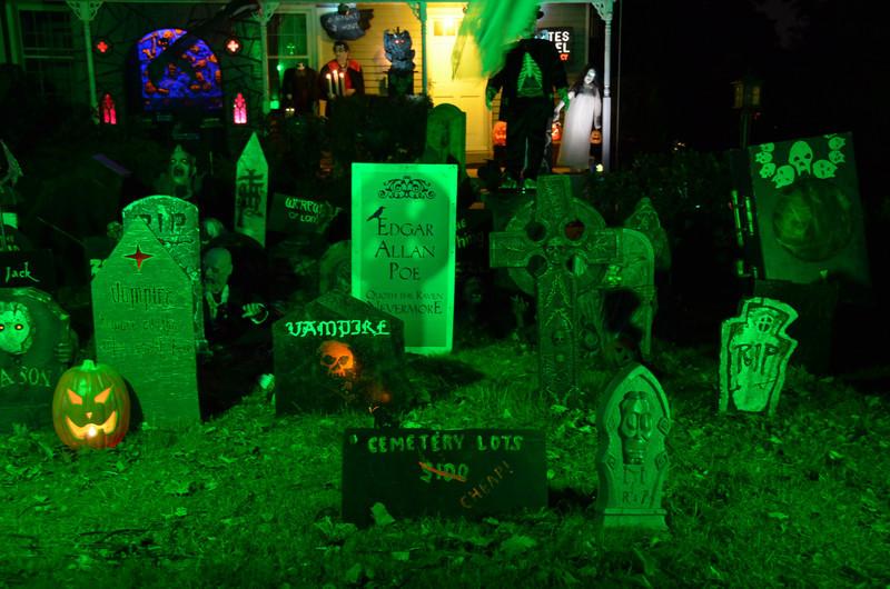 Halloween Houses 2011