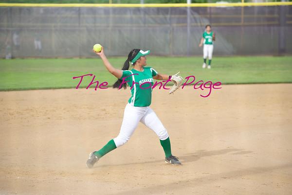 Lady Eagles vs Carrizo 4/10/15