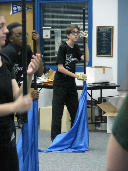 2017-06-16 Color Guard Camp